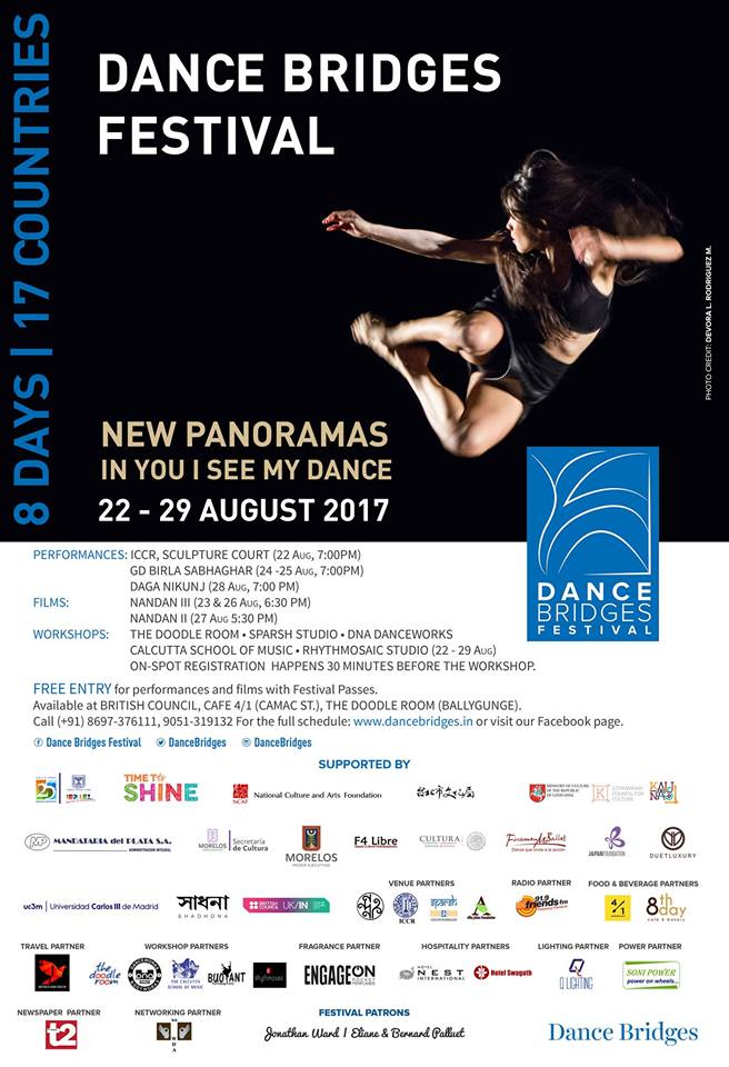 Introducing Dance Bridges Festival