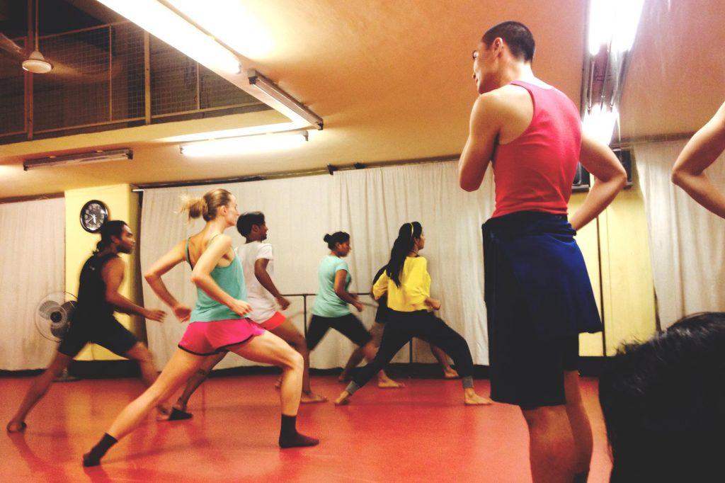Van Huynh Co dance class