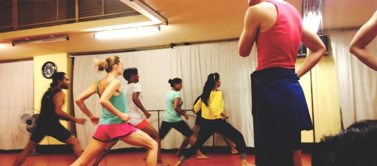 Van Huynh Co Launches Weekly Pro Dance Class